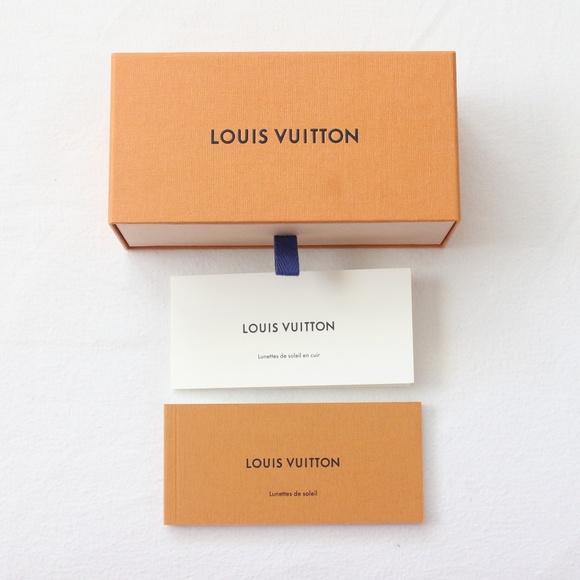 AUTHENTIC LOUIS VUITTON SUNGLASSES BOX